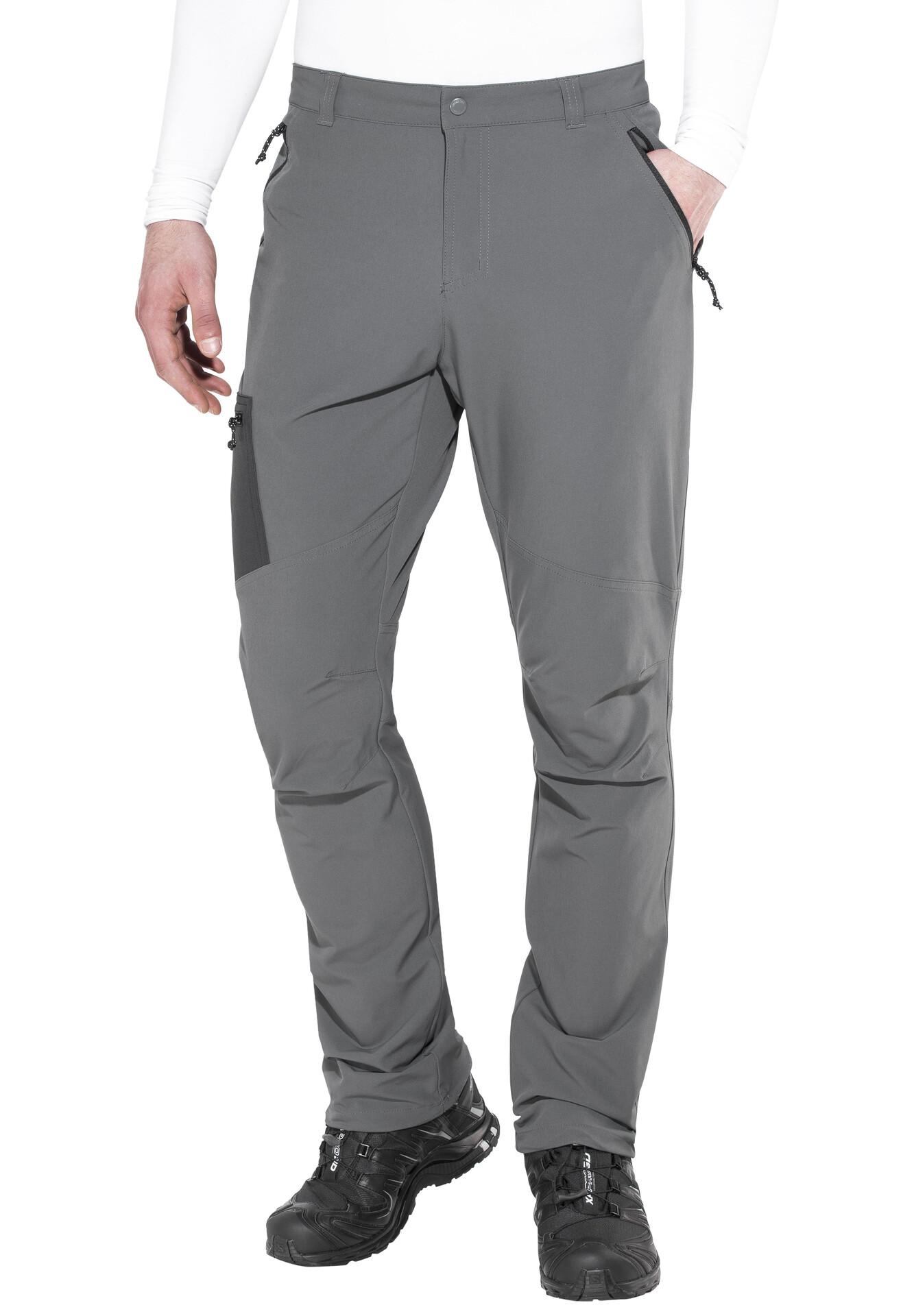 Homme long Pantalon gris Canyon Triple Columbia qfA70w0
